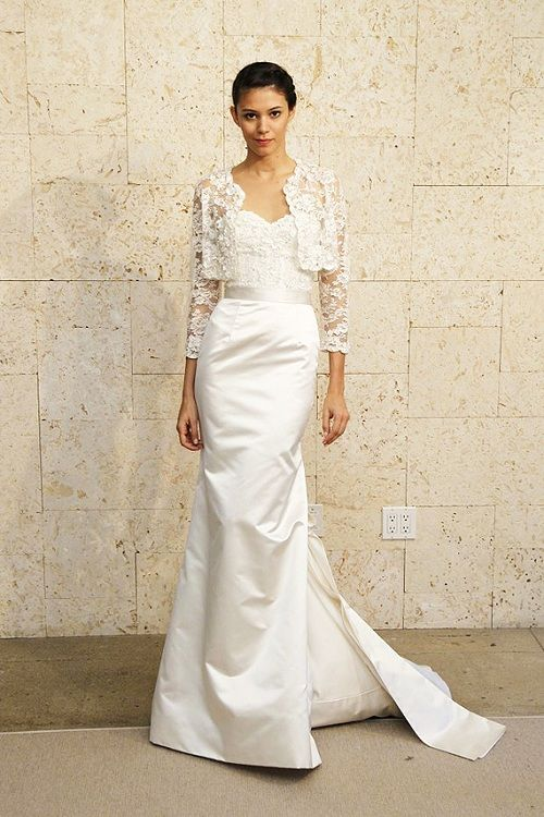 Gowns for brides over 50 wedding dresses for older for Wedding dresses for second marriage over 40