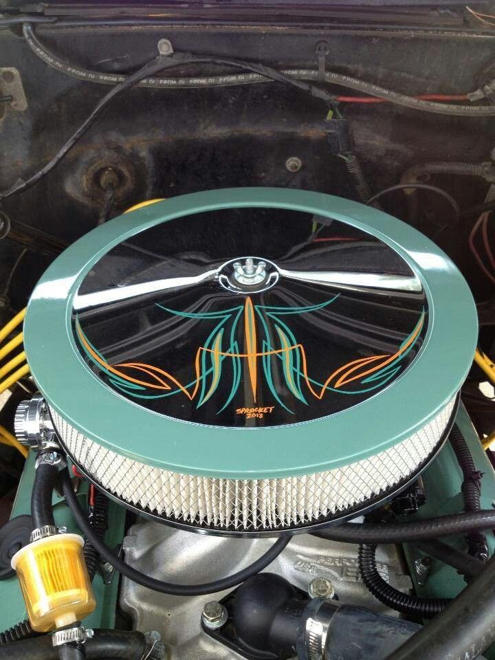 Cool Hot Rod Air Cleaners : Cool air cleaner tripes art pinterest vintage