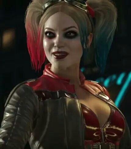 Harley injustice 2