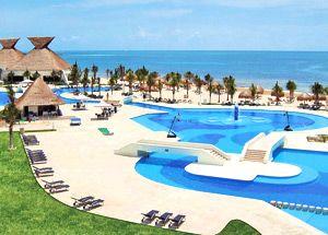 £83 -- Mexican Riviera All-Inc Beach Resort, 50% Off