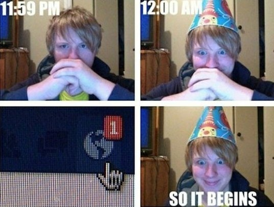 Funny Birthday Memes For Fb : Images about birthday memes guys birthday