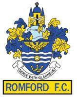 ROMFORD FC  - ROMFORD  -east london-