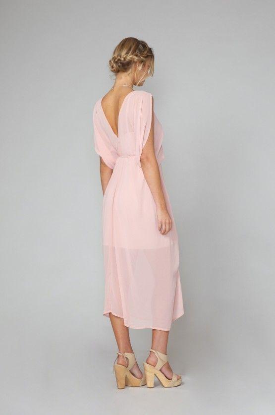 protea dress // moochi bridesmaid