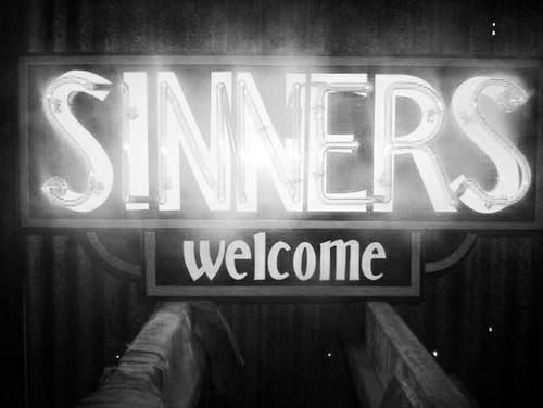 I'm Missing, Sinners Welcome