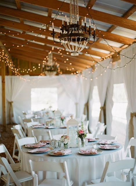Silver Pencils: Real Wedding: Reception Decor