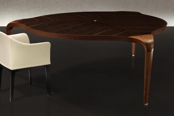 Erasmo 2010 Table by Massimo Scolari for Giorgetti | Space Furniture