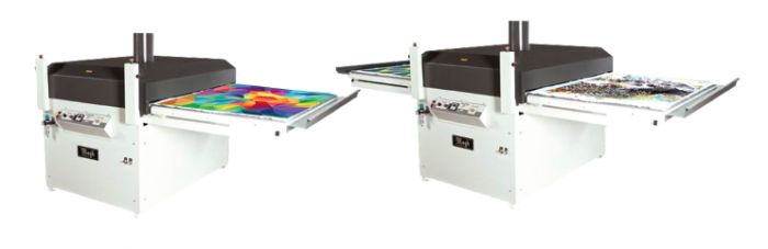 """#New performance Level for users seeking a professional and industrial heat press  #Mogk PTP-900 is an industrial 33.5"""" x 43"""" semi-automatic,full line of professional dyesubsolutions, #specifically geared towards users who are seeking a perfect companion #Dual ShuttleSemi-Automatic Air Powered for beachtowels, mats, mousepads, heat transfers, print and cut vinyl transfers and more avaliable only ====> goo.gl/5Td8yp"""