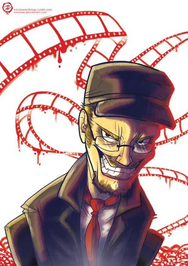 The Nostalgia Critic by mmishee.deviantart.com on @DeviantArt