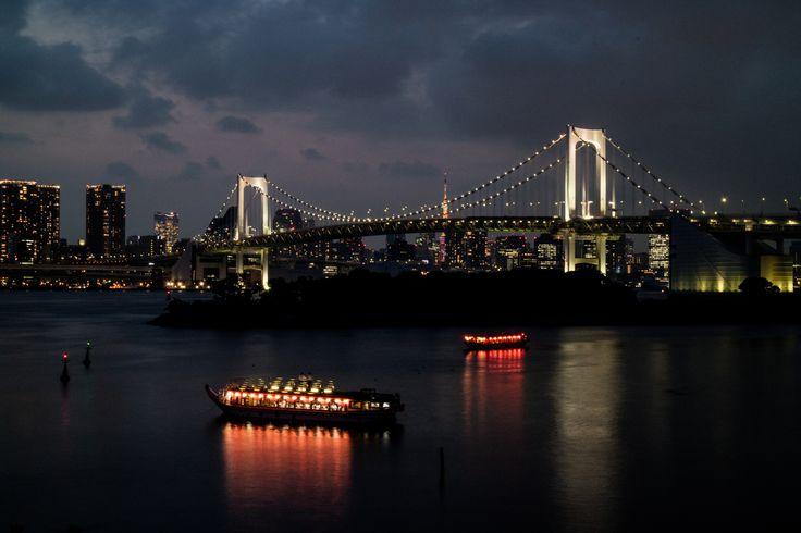 ooooh Daiba! - Amaizing Odaiba, the Tokyo bay