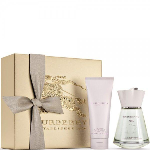 Baby Touch Coffret von Burberry - Online Parfümerie Becker