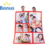 Walmart Photo Center Sale!!  Holiday cards $0.28 , Also Buy 1 Get 1 Free Photo Gift Items #Walmart #photos