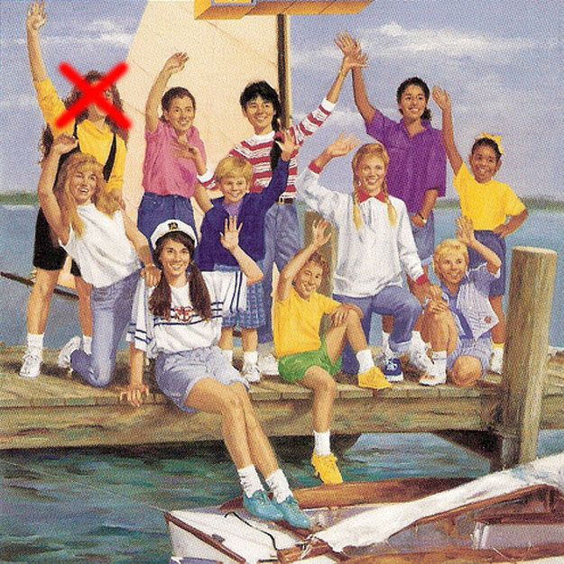 """12 Facts About """"The Baby-Sitters Club"""" That Will Blow Your Mind. Absolutely love this!"""