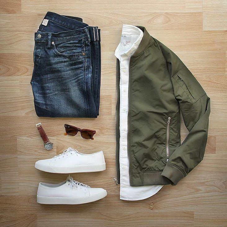 Urban StreetStyle Grid, Men's Spring Summer Fashion.