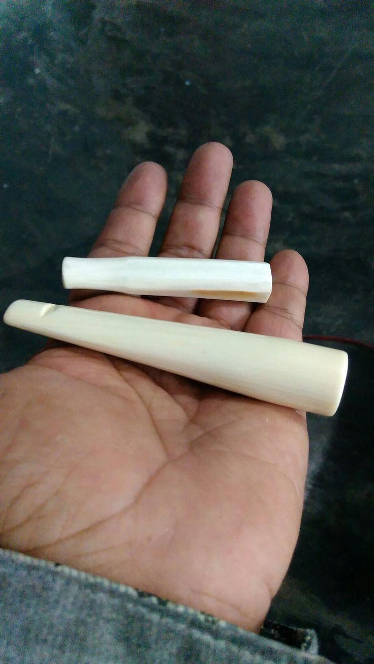 Ivory cigarette holder