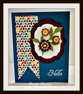 Sweet!: Handmade Cards, Boho Blossoms