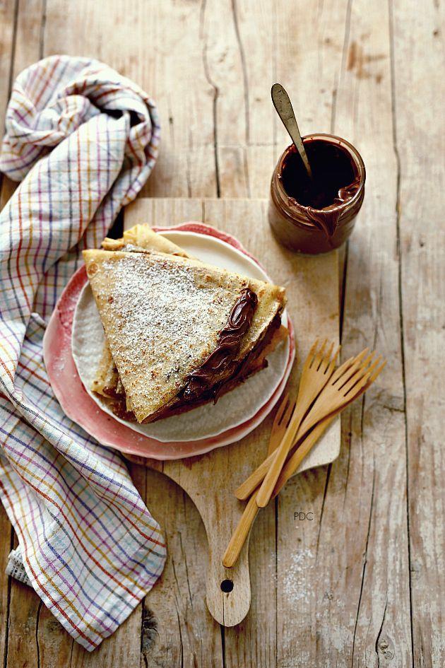 Impasto per crepes dolci e salate , dovrebbe essere tra quelle ricette base da incidere sullo sportello della credenza...proprio qu...
