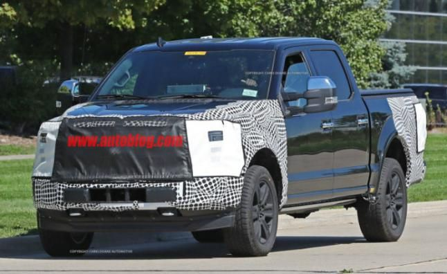 Everything About The 2018 Ford F-150
