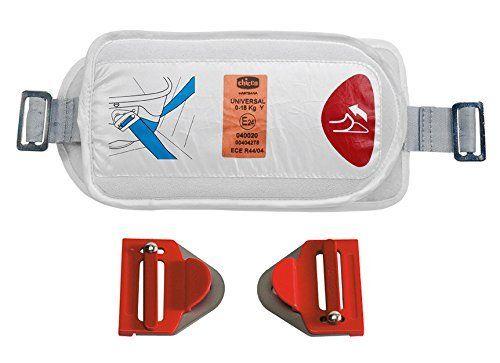 Chicco Kit Auto Trio: Le nouveau kit-auto Trio 2013 est l'accessoire indispensable pour attacher la nacelle des Trio aux ceintures de votre…