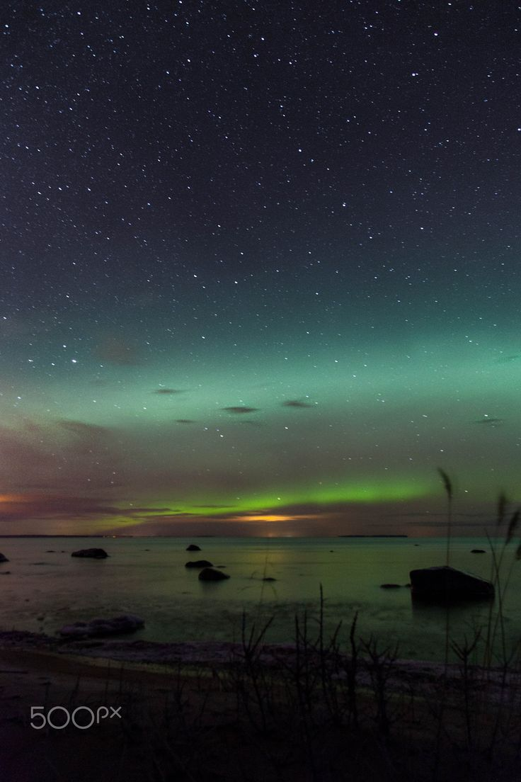 northern lights #2 - null
