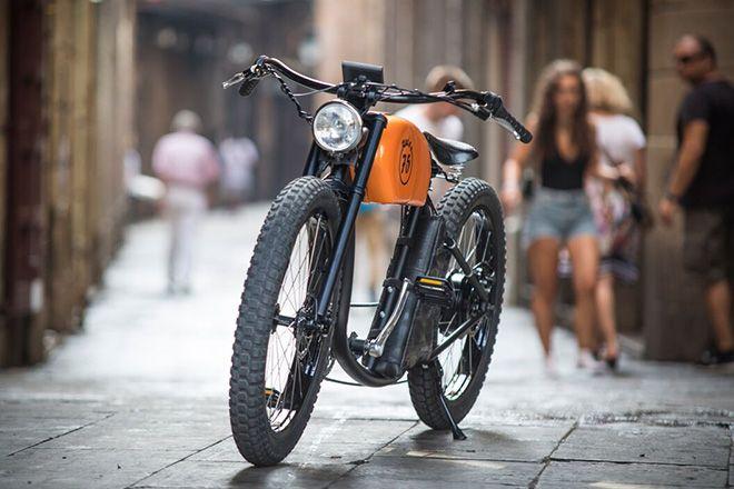 OtoR Electric Bike by Oto Cycles