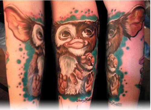"Gremlins ""Gizmo"" Tattoo | :alter ego: | Pinterest ... Альтер Эго Тату"