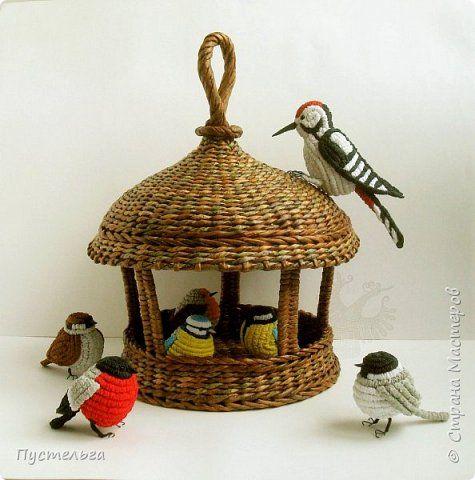 Весна, птички прилетели!