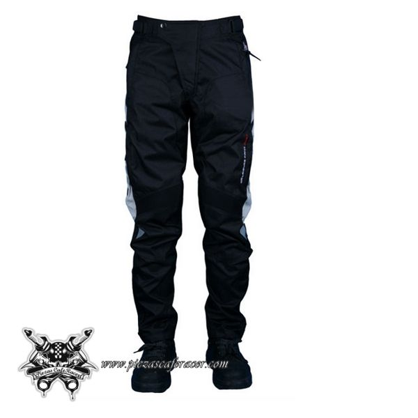Pantalones de Moto Especial Trial / Cross Country Color Negro -- 87,43€