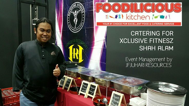 CATERING FOR XCLUSIVE FITNESZ 💪💪 SHAH ALAM Event Management by JFJUHARI RESOURCES #foodiliciouskitchen #localfood #xclusivefitnesz 📱Whatsapp only 012.7166300  🍽DINNER FOR DOA SELAMAT ✔70 PAX 🍚Nasi Tomato 🍚Nasi Putih 🍗Ayam Masak Merah 🍖Kari Daging 🍗Ayam & Kacang Panjang Masak Kunyit 🍡Acar Timun 🍡Papadom 🍉Fruits 🍵Cold Drinks - Lychee Mint ☕Hot Drinks-Teh Tarik 🍰 Brownies