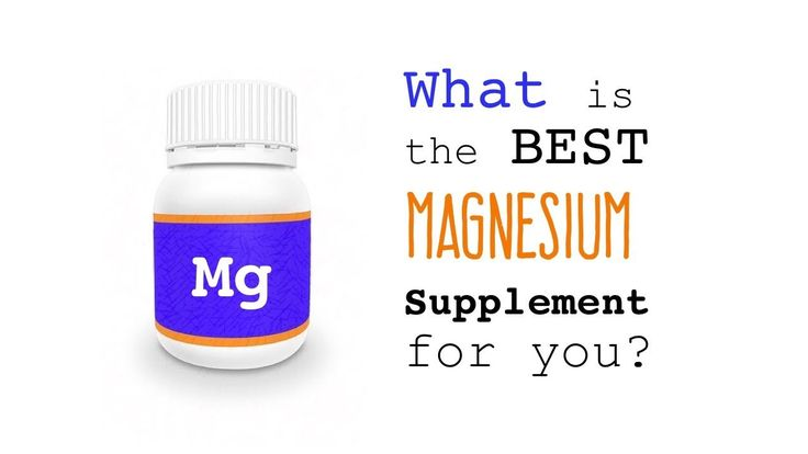 What Is The Best Form of Magnesium Supplement that Suits Your Need? - WATCH VIDEO HERE -> http://bestdiabetes.solutions/what-is-the-best-form-of-magnesium-supplement-that-suits-your-need/    So you know about the benefit of magnesium supplements and decide to incorporate them into your daily diet. You run to the supermarket to get yourself a bottle. What is the best form of supplement to take? You get confused as there are too many. This video is made to solving your problem
