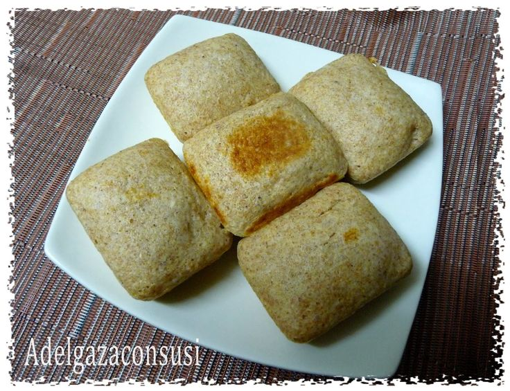 Recetas Light - Adelgazaconsusi: Minibizcochitos integrales con salvado de avena¡¡¡ con tan solo 55 calorías!!!