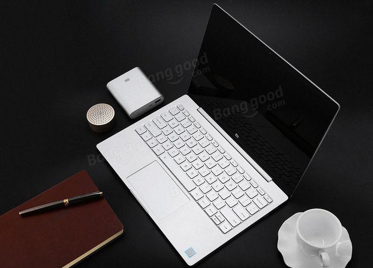 OriginalXiaomiMiNotebookAir12.5 Inch Windows10 7º Intel Núcleo m3-7Y30 4GB RAM 256GB SSD Laptop 1920 * 1080 Iluminación de fondo Teclado