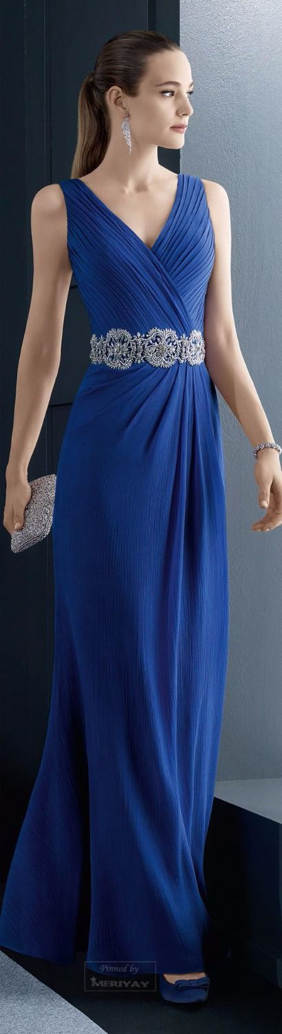 Lace Crystal Bridesmaid Dresses V Neck Formal Gown Pick Up Sleeveless Pleats Chiffon A-Line