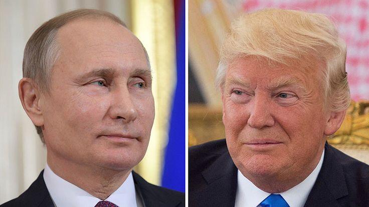 """""""Zusammentreffen, miteinander Bekanntschaft schließen"""". Dmitri Peskow, Pressesprecher des Kremls, hat gegenüber Journalisten erklärt, was die russische Führung vom Treffen Putins mit dem US-amerikanischen Präsidenten Trump in Hamburg während des G-20 Gipfels erwartet."""