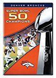 Denver Broncos Super Bowl DVD