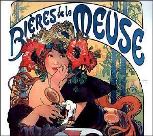 Винтажные шрифты, Ретро, Модерн, Art Nouveau