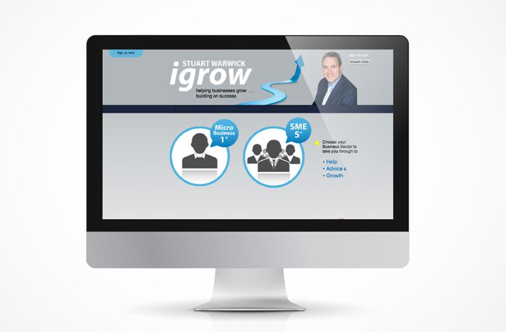igrow - Proposal for website development