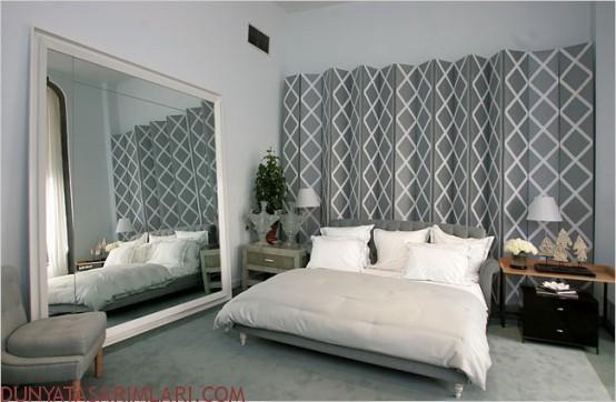 Dünya Tasarımları » 25 Farklı Yatak Odası Tasarımı