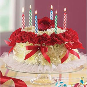 9 best The Flower and Cake combos images on Pinterest Cake