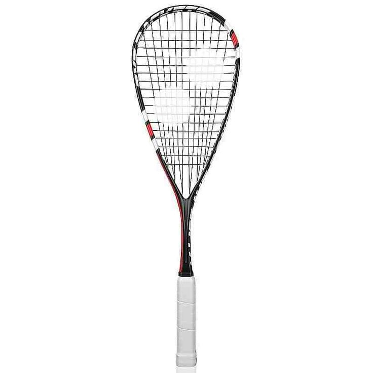 The Eye X.Lite 145 Power is a racket for the novice squash. The head heavy frame ensures that you can hit a hard ball immediately, so you have fun in the game right from the start.