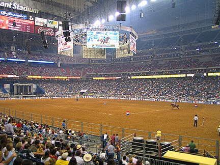 Houston Rodeo, We would go to the Rodeo Year after Year --- Filled with Fun, Amazing Feats, Music, Entertainment and Prize-Winning Thrills!! The Very Best Rodeo.