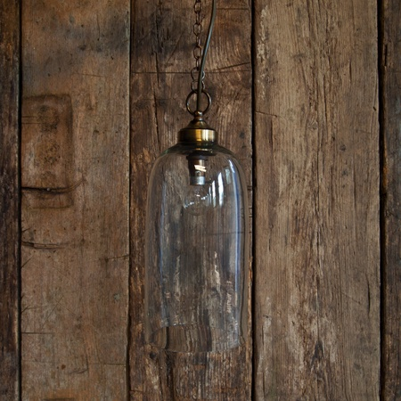 Drop pendant light £65 - Uniche