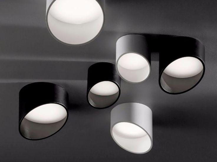MINE | Lampada da soffitto Collezione Mine By Ailati Lights design Federico de Majo