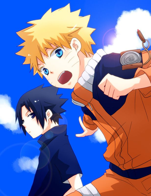 naruto and sasuke | Tumblr