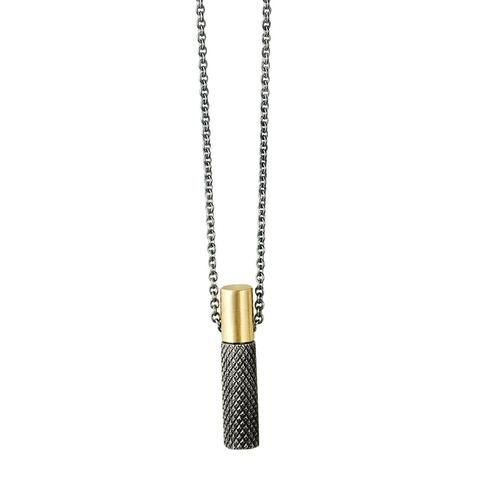 AMULET small necklaces in silver / gold