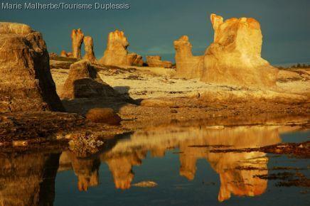 Mingan Archipelago, côte-nord québec