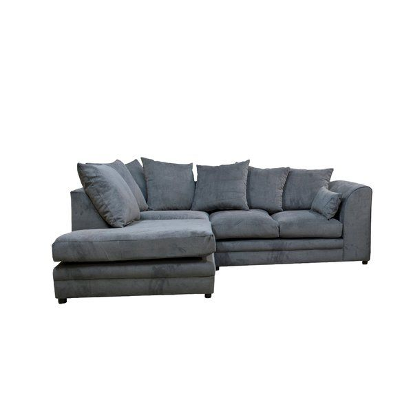 You Ll Love The Yvonne Corner Sofa At Wayfair Co Uk Great Deals On All Furniture Products Enjoy Free Ship Corner Sofa Modular Corner Sofa Corner Sofa Chaise