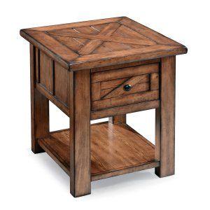 Best 25+ Rustic End Tables Ideas On Pinterest | Wood End Tables, Decorating End  Tables And Diy End Tables