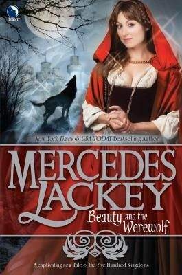☆☆☆½ - One in a series of fantasy/romance-novelish fairytale retellings by prolific fantasy author Mercedes Lackey. The 6th is a mix of Red Riding Hood and Beauty and the Beast.