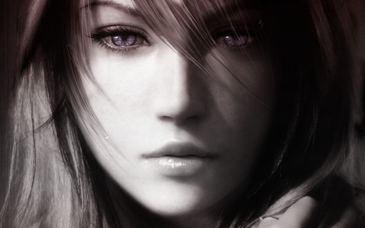 Purple Eyes Beauty Download free addictive high quality photos,beautiful images and amazing digital art graphics about Digital Art.