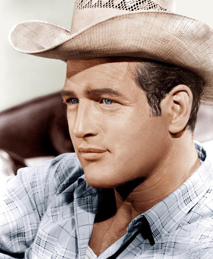 """Paul Newman en """"Hud"""", 1963"""